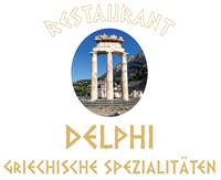 Restaurant DELPHI Logo